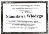 Stanisława Włodyga