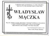 Władysław Mączka