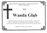 Wanda Głąb