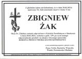 Zbigniew Żak