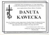 Danuta Kawecka
