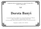 Dorota Banyś