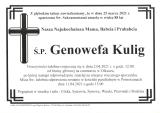 Genowefa Kulig