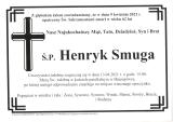 Henryk Smuga