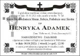 Henryka Adamek