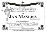 Jan Maślisz