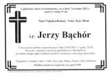 Jerzy Bąchór