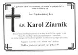 Karol Ziarnik