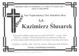 Kazimierz Ślusarek
