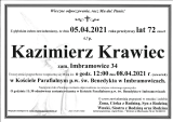 Kazimierz Krawiec