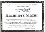 Kazimierz Mazur
