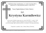 Krystyna Karmiłowicz