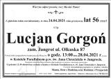 Lucjan Gorgoń