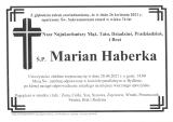 Marian Haberka