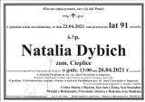 Natalia Dybich