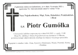 Piotr Gumółka