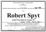 Robert Spyt