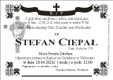 Stefan Ciepał