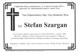 Stefan Szargan