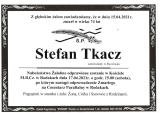 Stefan Tkacz
