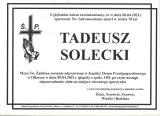 Tadeusz Solecki