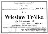 Wiesław Trólka