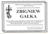 Zbigniew Gałka