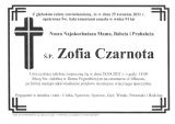Zofia Czarnota