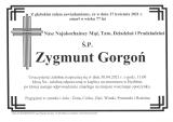 Zygmunt Gorgoń