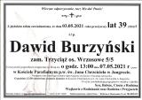 Dawid Burzyński