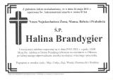 Halina Brandygier