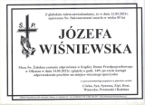 Józefa Wiśniewska