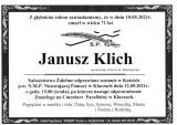 Janusz Klich