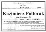 Kazimierz Półtorak