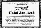 Rafał Januszek