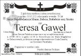Teresa Gaweł
