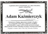Adam Kaźmierczyk