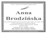 Anna Brodzińska