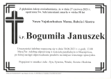 Bogumiła Januszek