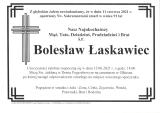 Bolesław Łaskawiec