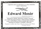 Edward Mosór