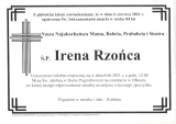 Irena Rzońca