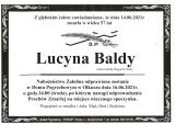 Lucyna Baldy