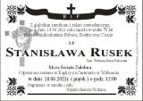 Stanisława Rusek