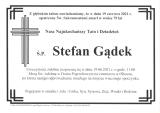Stefan Gądek