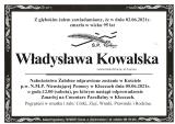 Władysława Kowalska