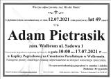 Adam Pietrasik