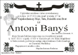 Antoni Banyś