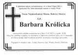 Barbara Królicka