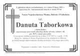 Danuta Taborkowa